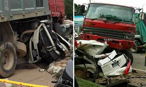 Singaporean Family Of 4 Killed After 5vehicle Accident In