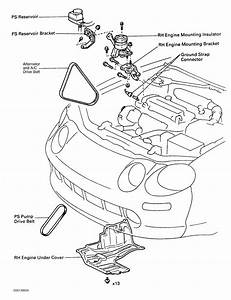 1995 Toyota Corolla Serpentine Belt Routing And Timing