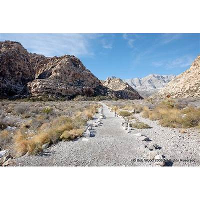 Panoramio - Photo of Red Rock Canyon National Conservation