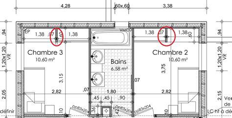 surface minimum bureau dessiner des plans fonctionnels conseils thermiques