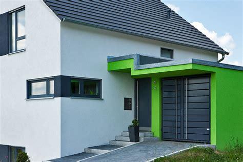 Eingangsbereich Haus Außen by Haus Thiel