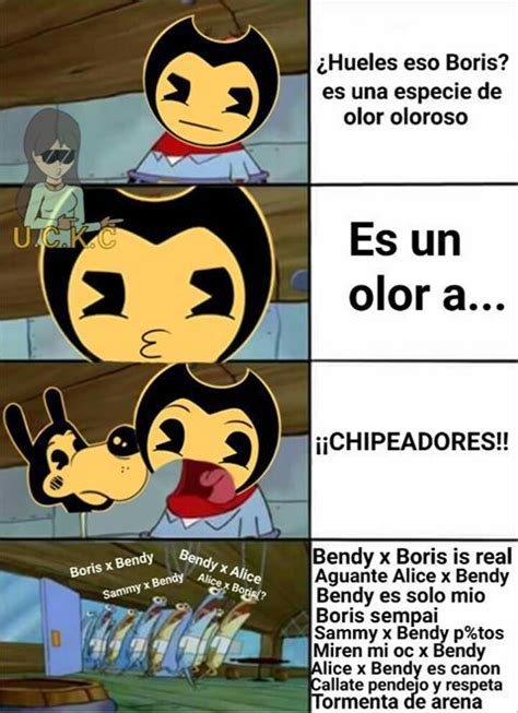 Bendy And The Ink Machine Memes - imagenes y memes de bendy and the ink machine completa imagen 44 wattpad
