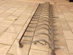 ringhiera zincata ringhiera per balcone posot class