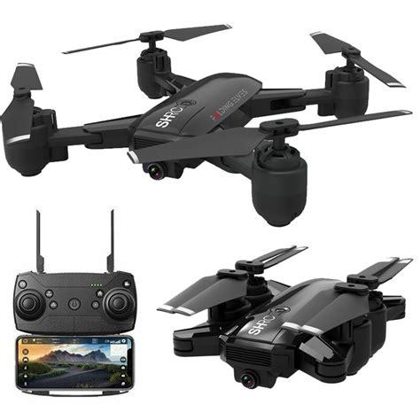 drone  pro  selfi wifi fpv gps  p hd camera foldable rc quadcopter shopee malaysia