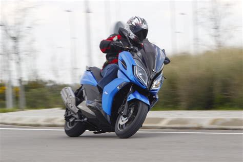 Review Kymco K Xct 200i by All New Kymco K Xct 125 300cc 2013