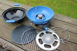 Campingaz Grill Test : campingaz partygrill 400 tested in nature ~ Jslefanu.com Haus und Dekorationen