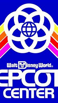 High-res old logo artwork from EPCOT Center | Epcot, Epcot ...