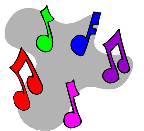 Song Clipart Clipart Song Pencil And In Color Clipart Song
