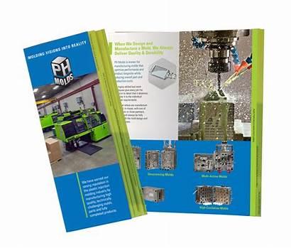Brochure Molds Ph Ltd Branding Materials Marketing