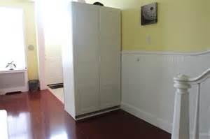 armoire pax dans le salon
