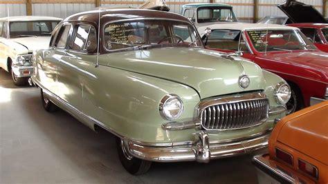 1951 Nash Statesman Super - Streamlined Aerodynamic ...