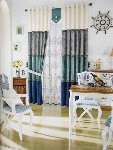 achetez en gros rideaux de velours bleu en ligne 224 des