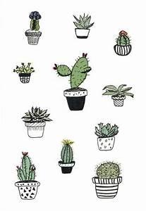 green cactus background | Tumblr