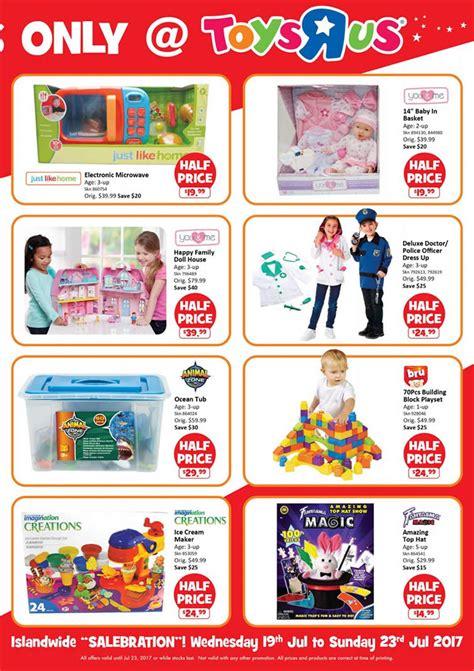 toys    islandwide  price specials