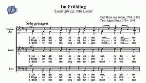 Wir Würden Uns Freuen Englisch : im fr hling lieder gib mir s e lieder carl maria von weber noten zum download ~ Yasmunasinghe.com Haus und Dekorationen