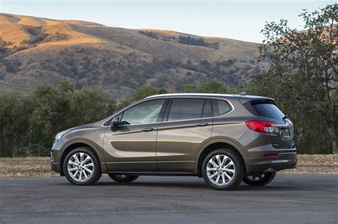 buick envision reviews  rating motor trend