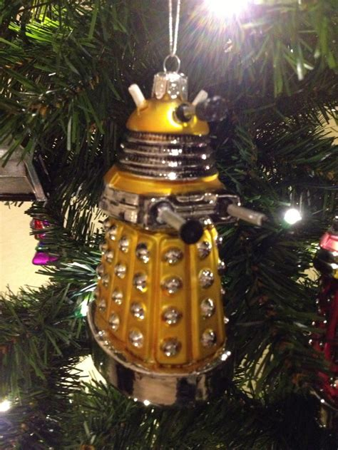 doctor who tree ornaments the world of kitsch