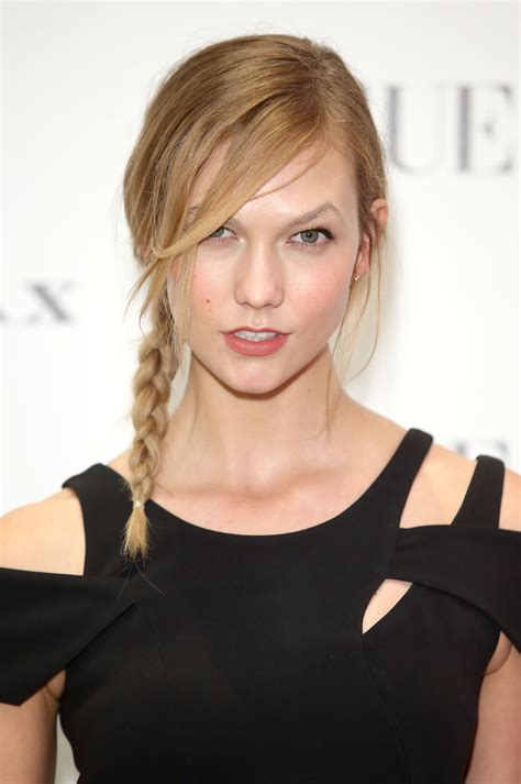 Karlie Kloss Best Beauty Moments Teen Vogue