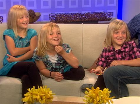 This Inspiring Story Of The Rarest Triplets In The World