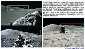 1969 Moon Landing Hoax Proof - Pics about space