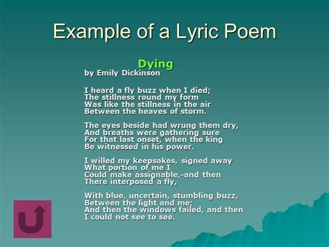 Lyric Narrative Dramatic   ppt video online download