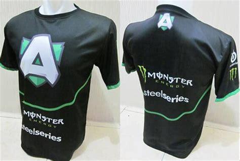 Kaos Baju Dota 3 jual baju kaos jersey gaming dota 2 dota2 team alliance