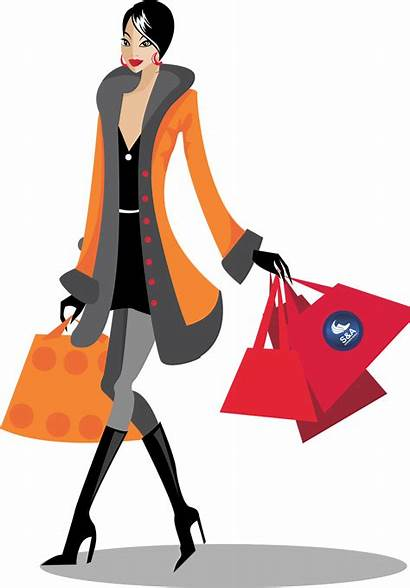 Shopping Vector Illustration Transparent Clipart Chainimage Cliparts