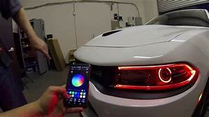 2015 Dodge Charger Scat Pack W   Rgbw Led Drl Boards  U0026 Rgb