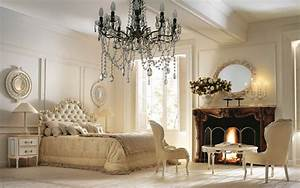 Interior design classic bedroom, makeup studio atelier