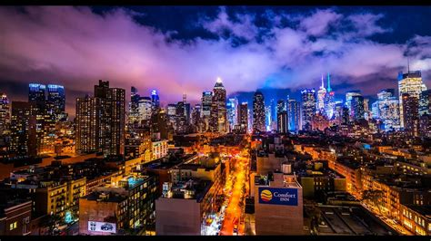 Lightroom Cc Tutorial New York City Youtube