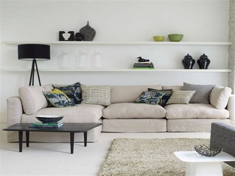 Ideas For Living Room Shelves by Decorating Shelves Living Room