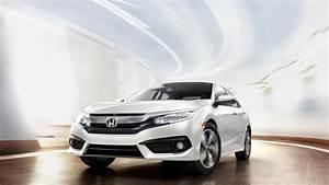 Honda Civic 2017 hd white color car full hd wallpaper ...