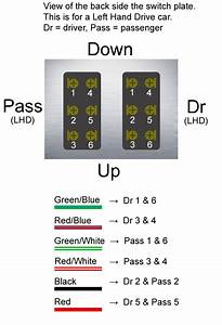Diy Power Window Switch Info