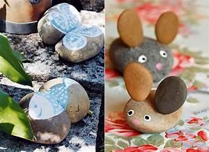 Für Den Garten Basteln : deko ideen mit steinen f r innen und au en freshouse ~ Markanthonyermac.com Haus und Dekorationen