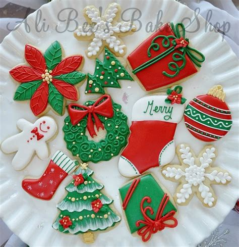 christmas cookies  sweet adventures  sugar
