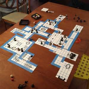 tenkar s tavern blue dungeon tiles a kickstarter for a