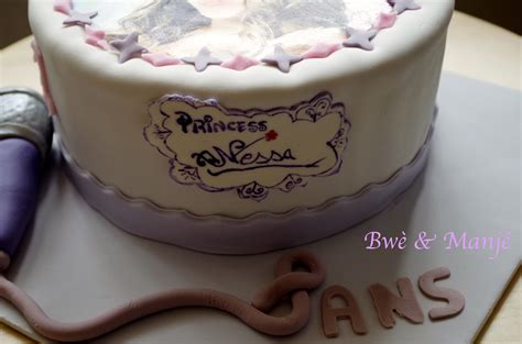 lettre en pate a sucre g 226 teau violetta cake design bw 232 manj 233