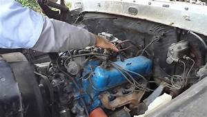 Ford F100 Truck 302 Engine Part 2 Video