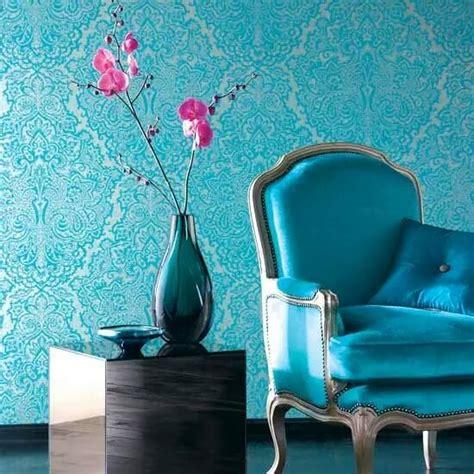 gorgeous wallpaper design  glamorous interior