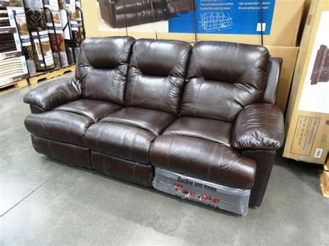 Costco Living Room Furniture Leather Reviews