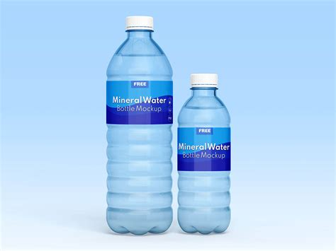 You can easily change the bottle cap color to your liking and add your graphics with the 250ml glossy bottle free mockup to showcase packaging design in a photorealistic style. Free 1.5 & 0.5 Liter Drinking / Mineral Water Bottle ...