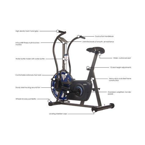 Stamina® Airgometer Exercise Bike | Stamina Products