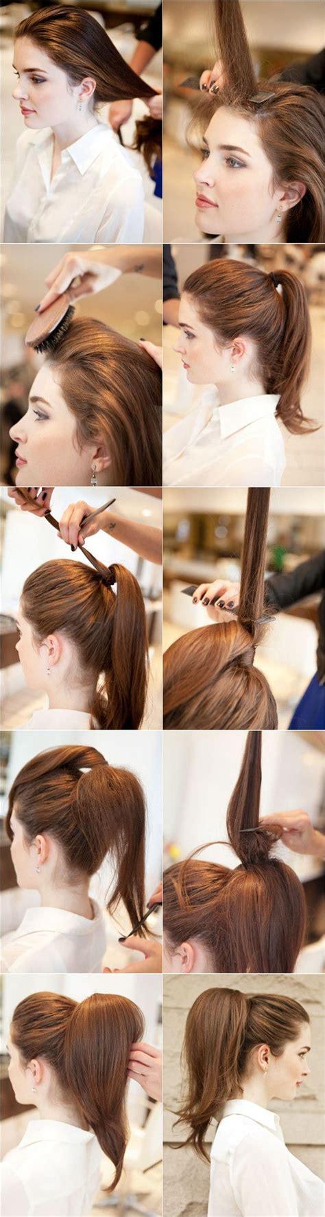 Tipps Wie Länger Kann frisuren tipps wie kann einen pferdeschwanz dichter