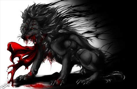 AerinDeer28's Angels & demons wolf pack images demon ...