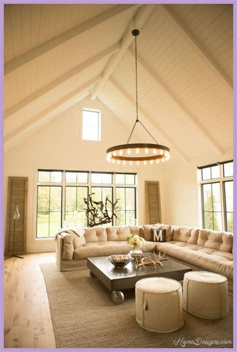 vaulted ceiling lighting options bedroom lighting ideas vaulted ceiling 1homedesigns com