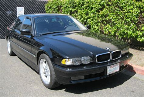 Bmw 740il by 2001 Bmw 740il For Sale 2286936 Hemmings Motor News