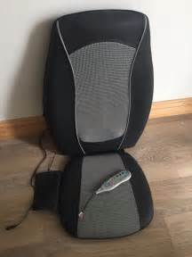 homedics shiatsu back massager with heat 163 20 00