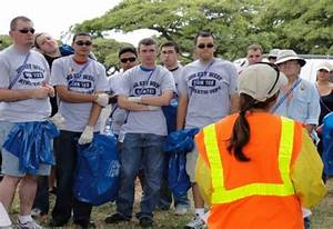 Volunteers give Pearl Harbor Bike Path a Face-Lift ...