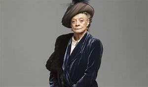 Downton Abbey's Dame Maggie Smith celebrates her 80th ...