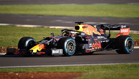 Typically this involves traversing some distance. GALLERY: Red Bull Racing on track at Silverstone - Speedcafe